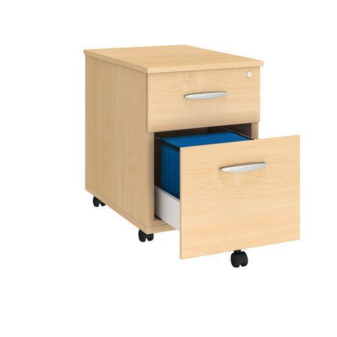 caisson mobile bois bruneau excellens bruneau comparer les prix de caisson mobile bois bruneau. Black Bedroom Furniture Sets. Home Design Ideas
