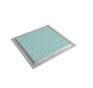 Placo trappe de visite pour tanch it l 39 air 600x600mm t119420 comparer les prix de placo - Trappe visite placo ...