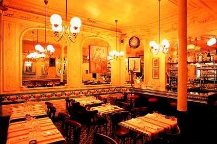 Restaurants - aux lyonnais paris