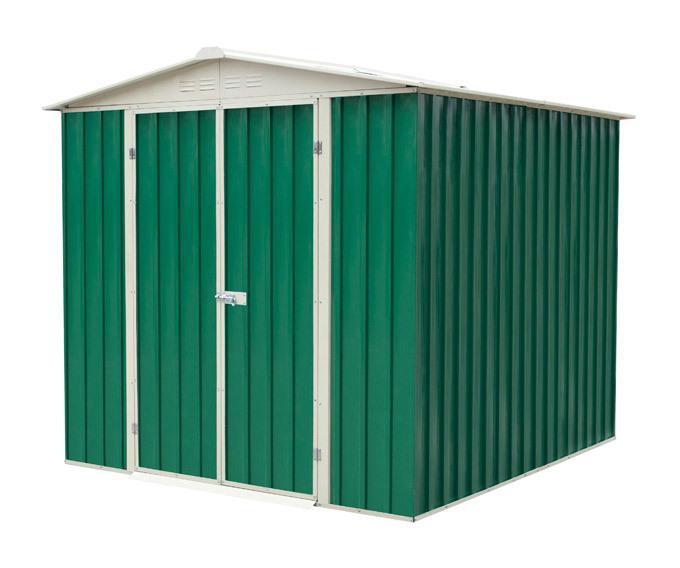 Armoire en plastique pour garage achat vente armoire for Abri jardin metallique