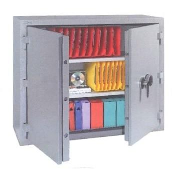 armoire ignifuge papier 30min 450 litres a cle. Black Bedroom Furniture Sets. Home Design Ideas