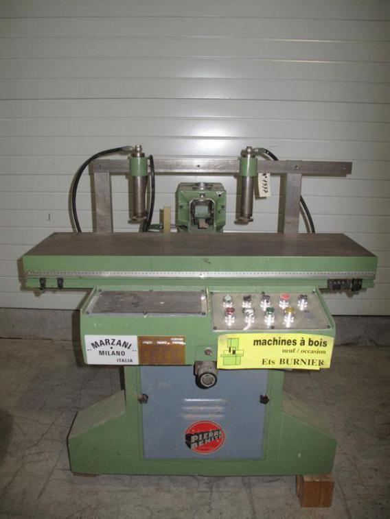 Burnier machines a bois produits mortaiseuse - Mortaiseuse a bedane ...