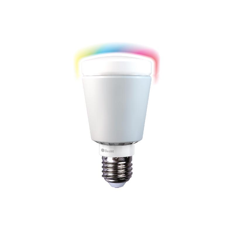 Ampoule led multicolore connectée 7w b22 - beewi by otio