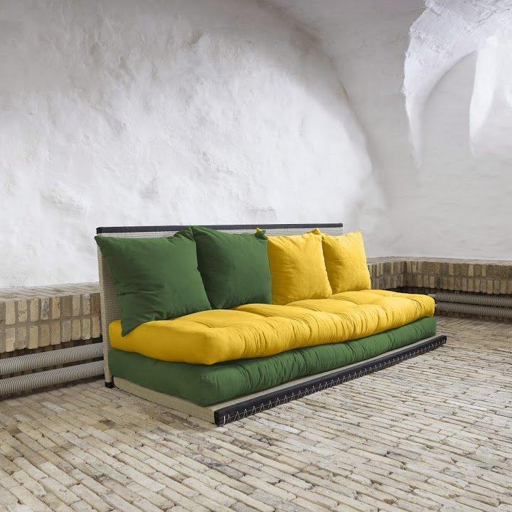 matelas futon banquette good matelas futon lary le. Black Bedroom Furniture Sets. Home Design Ideas
