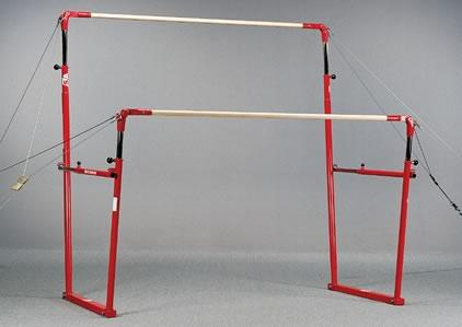 la gym la barre asym trique la barre fixe et les barres parall les. Black Bedroom Furniture Sets. Home Design Ideas