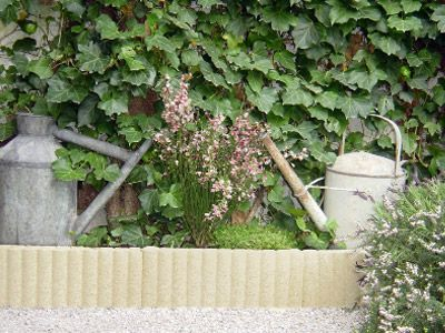 Bordures beton de jardin for Bordure jardin beton