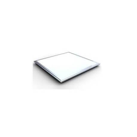 Panneau à led carré 60 x 60 x 1 cm blanc neutre 38w avec transformateur