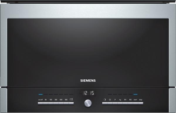 siemens four micro ondes combine integrable hf25m5r2 hf 25 m 5 r 2 inox. Black Bedroom Furniture Sets. Home Design Ideas