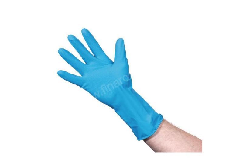 gant multi usage en latex bleu professionnel taille l comparer les prix de gant multi usage en. Black Bedroom Furniture Sets. Home Design Ideas