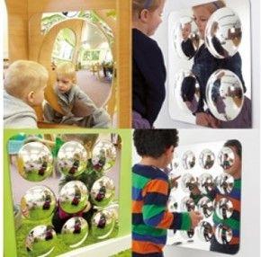 Miroirs decoratifs tous les fournisseurs miroir for Miroir deformant