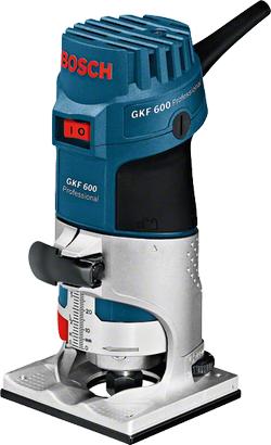 AFFLEUREUSES GKF 600 PROFESSIONAL