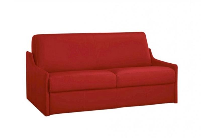 canap fixe luna 3 4 places cuir co rouge comparer les prix de canap fixe luna 3 4 places cuir. Black Bedroom Furniture Sets. Home Design Ideas