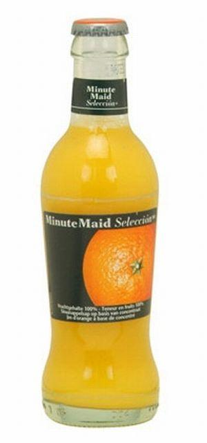 jus d 39 orange minute maid verre consigne 20cl x 24. Black Bedroom Furniture Sets. Home Design Ideas