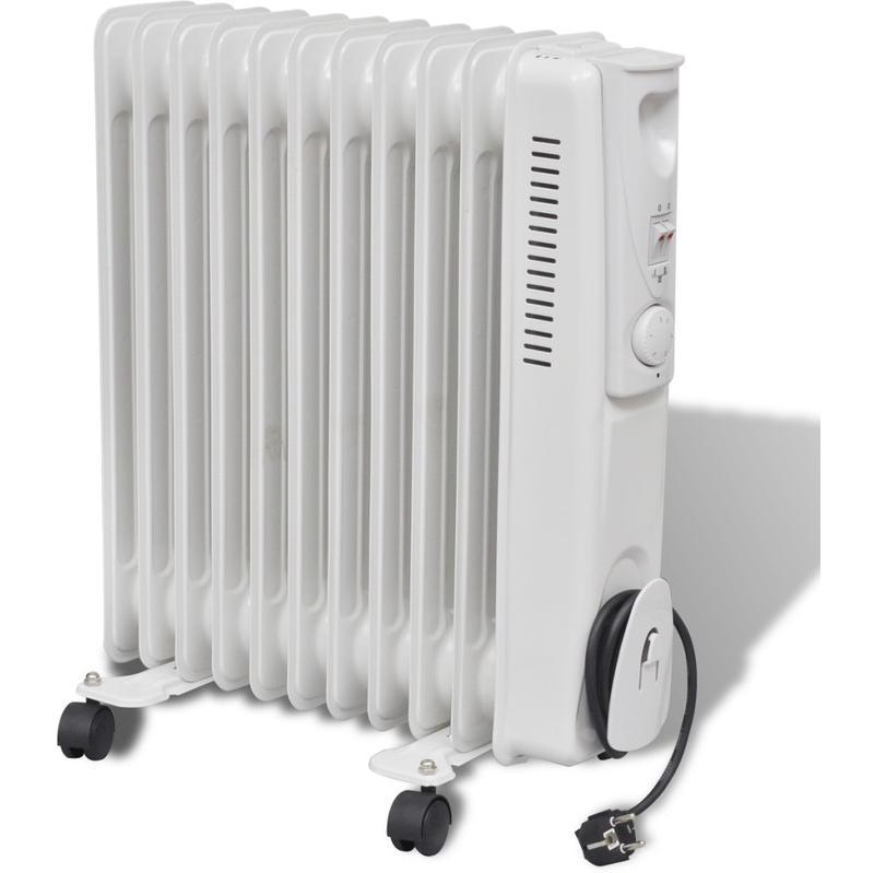 radiateur rayonnant vidaxl achat vente de radiateur. Black Bedroom Furniture Sets. Home Design Ideas