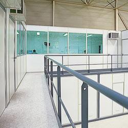 cloison d 39 atelier tous les fournisseurs cloison industrielle cloison isolante cloison de. Black Bedroom Furniture Sets. Home Design Ideas