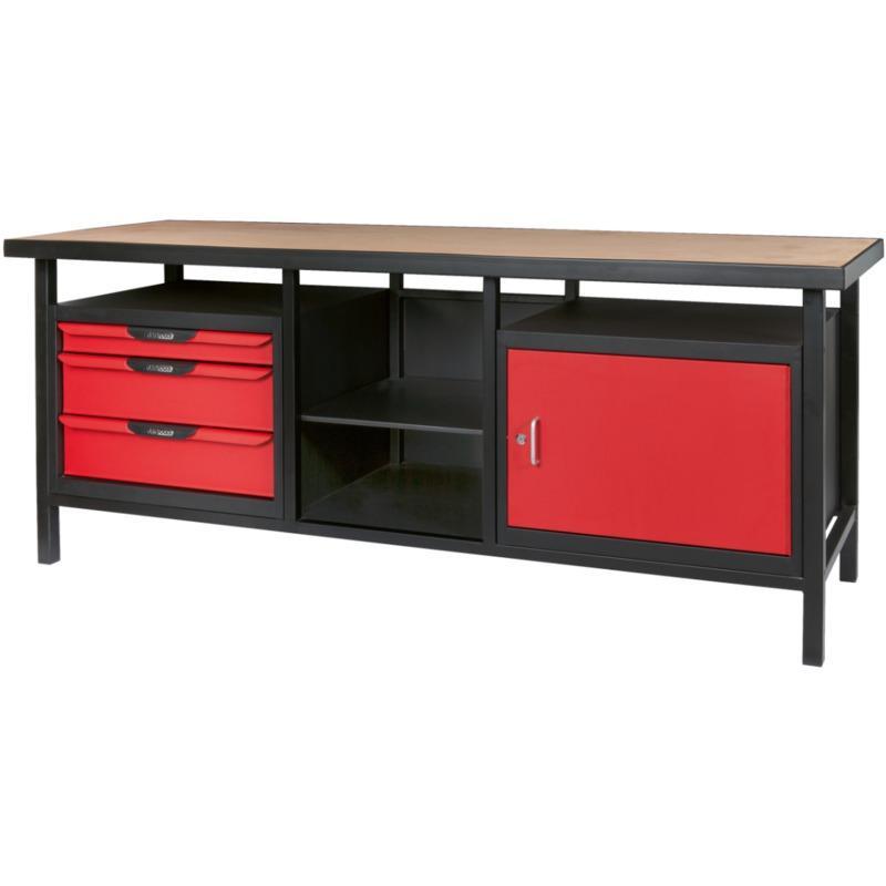 etablis avec coffres kstools achat vente de etablis avec coffres kstools comparez les prix. Black Bedroom Furniture Sets. Home Design Ideas