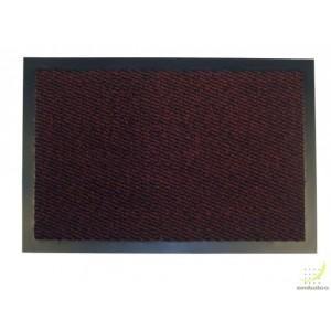 tapis antipoussi re 60x90 cm paillasson bordeaux comparer les prix de tapis antipoussi re. Black Bedroom Furniture Sets. Home Design Ideas