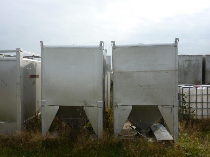 Cuve 2000 litres d occasion bande transporteuse caoutchouc - Cuve 1000 litres occasion ...