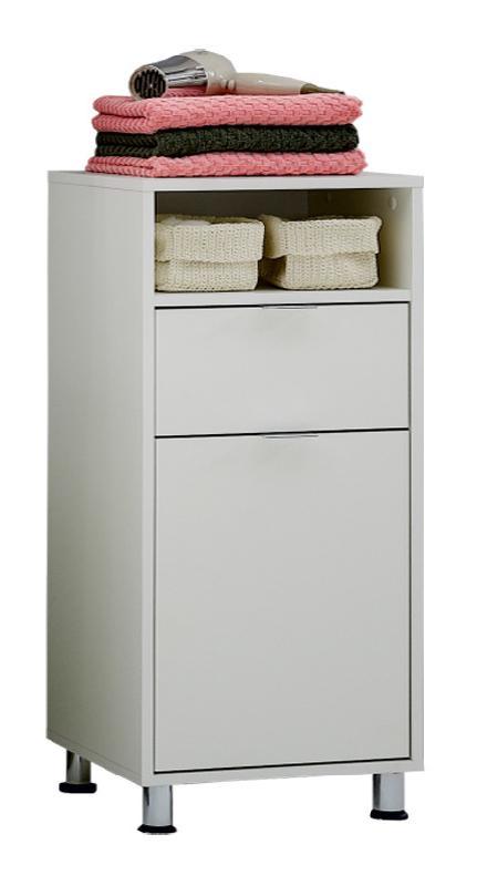 Mobiliers de salle de bain pegane achat vente de for Commode de salle de bain blanc
