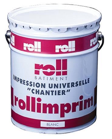 Peinture - impression phase solvant pour materiaux absorbants rollimprim