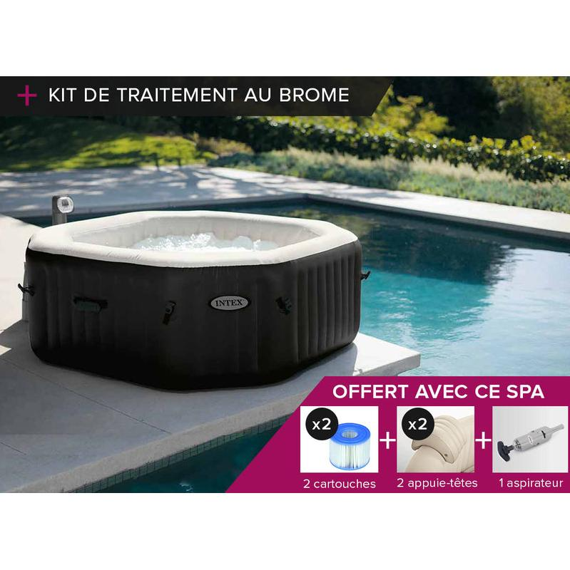 mat riel spa et jacuzzi intex achat vente de mat riel. Black Bedroom Furniture Sets. Home Design Ideas