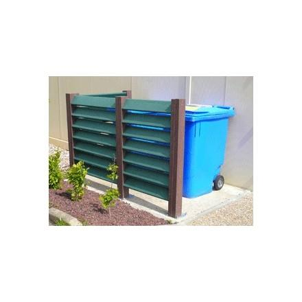Extrêmement Cache conteneurs pour dechets - tous les fournisseurs - - cache  EJ63