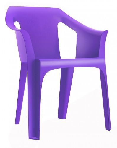 fauteuil extrieur en plastique isis - Fauteuil Exterieur Plastique