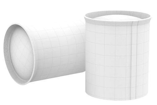 Filtre textile d=125 l=145 fcm