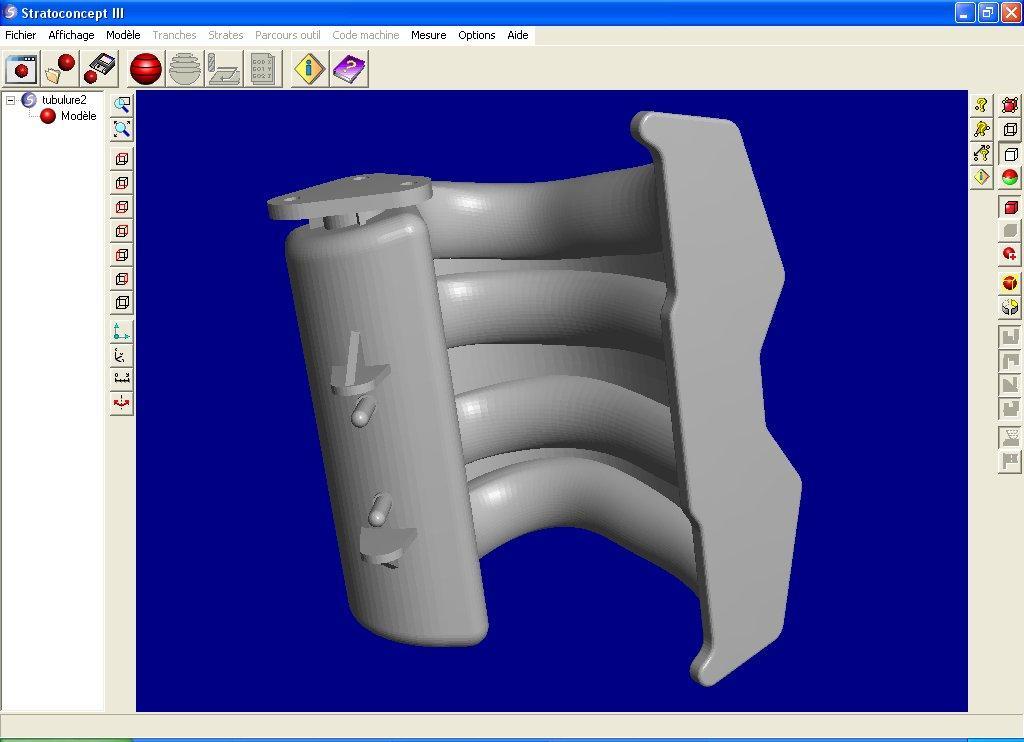 Machines de prototypage stratopro - prototypage et outillage rapide