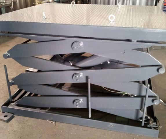 Tables elevatrices de quai tous les fournisseurs table - Table electrique osteopathie occasion ...