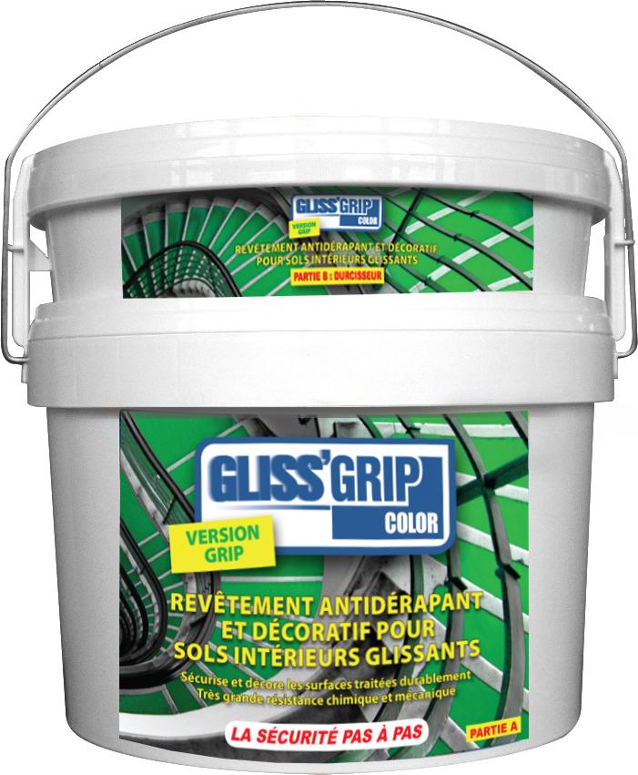 Gliss'grip color