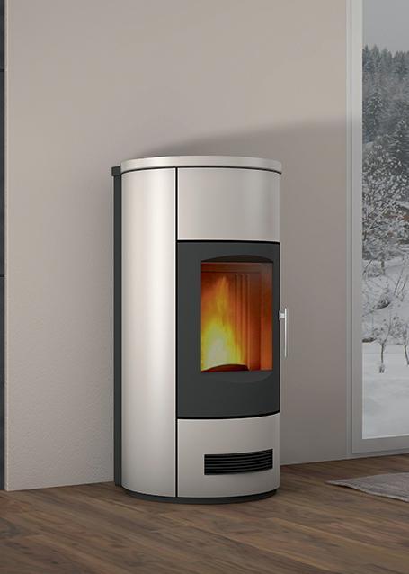 poeles a granules piazzetta p163t. Black Bedroom Furniture Sets. Home Design Ideas