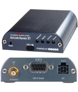 Modem routeur 3g raven xt - plateforme m2m
