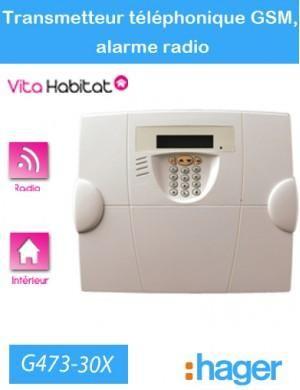 alarme en kit hager achat vente de alarme en kit hager comparez les prix sur. Black Bedroom Furniture Sets. Home Design Ideas