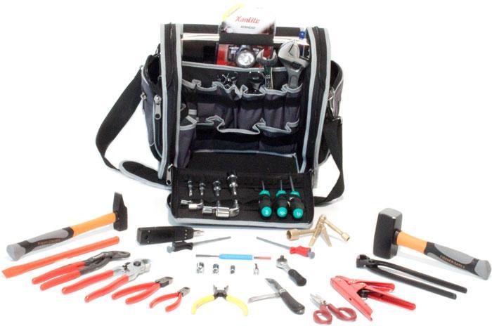 Mallette outils comparez les prix pour professionnels - Caisse a outils electricien complete ...