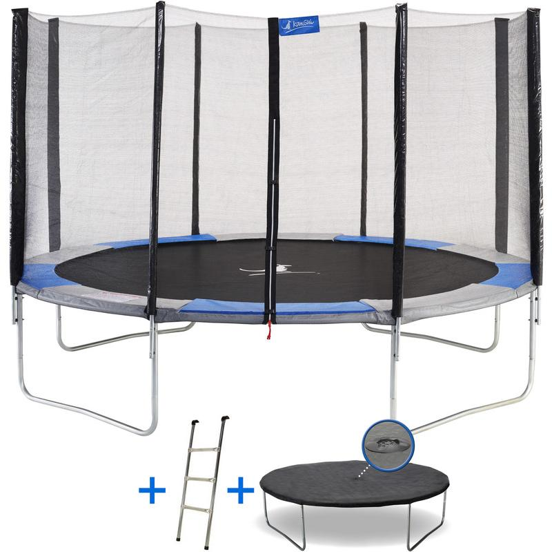 trampolines kangui achat vente de trampolines kangui comparez les prix sur. Black Bedroom Furniture Sets. Home Design Ideas