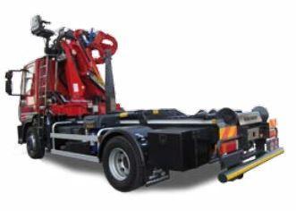 équipement bras hydraulique et grue mec modèle cl 80.60.1z