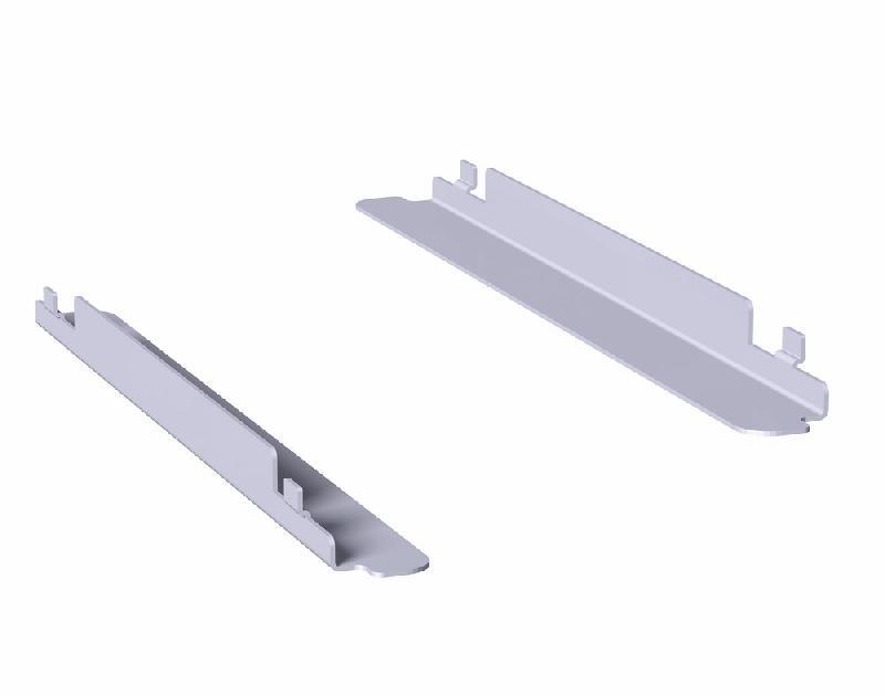 Glissières droite et gauche pour structure en 600 accessoires - cds-64