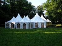 location de tente de rception - Prix Location Tente Mariage 250 Personnes