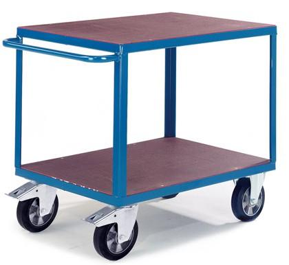 chariots manuels a etageres tous les fournisseurs chariot manuel double plateau chariot. Black Bedroom Furniture Sets. Home Design Ideas