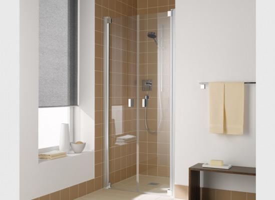 Siehr produits parois de douche for Porte 2 battants interieur