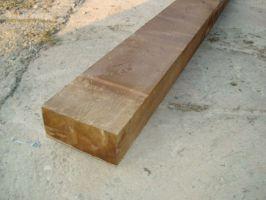 Traverse en bois
