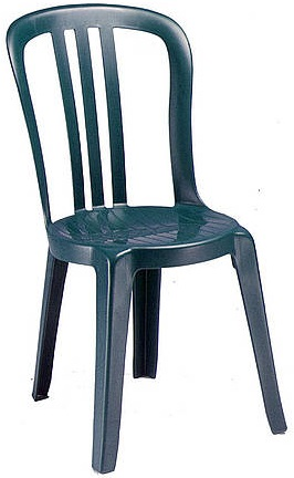 Chaise miami bistrot grosfillex 70a73d192435