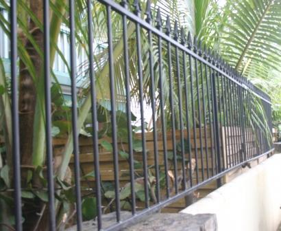 Clotures metalliques - tous les fournisseurs - balustrade ...