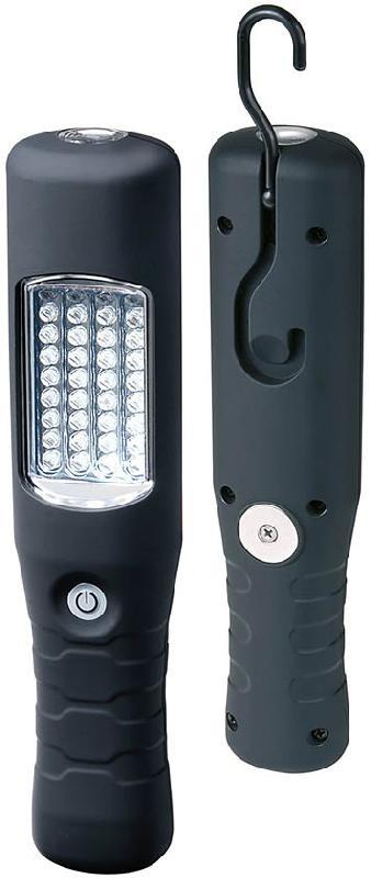 À 361 Led Lampe Rechargeable Torche 1175390 pUqSMzV