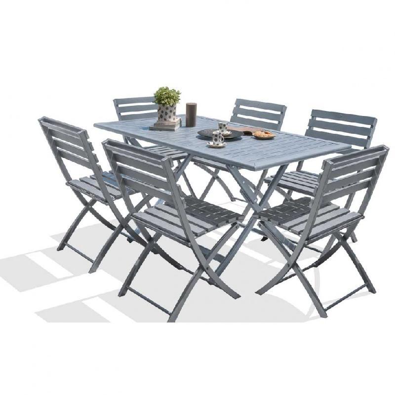 Tables pliables comparez les prix pour professionnels for Table 6 en 1