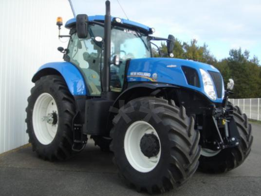 tracteurs agricoles standards