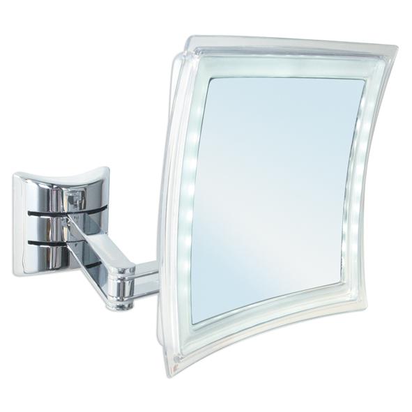 Miroirs de salle de bains tous les fournisseurs for Miroir grossissant lumineux