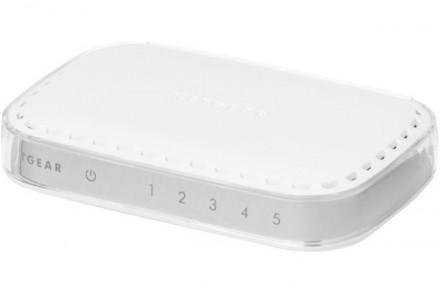 Netgear switch gigabit - 5 ports gs605