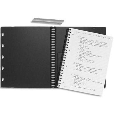 RECHARGE POUR EXABOOK SPIRALE A4+ 160 PAGES PERFORÉES+DÉTACHABLES 5X5